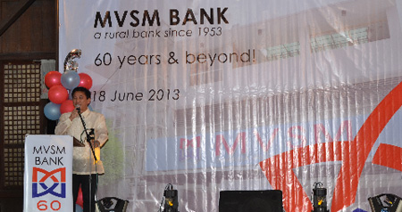 MVSM Bank Celebrates 60th Anniversary