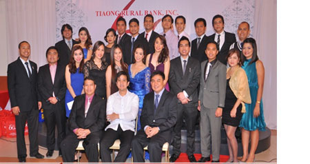 Tiaong Rural Bank, Inc. celebrates its Diamond Anniversary