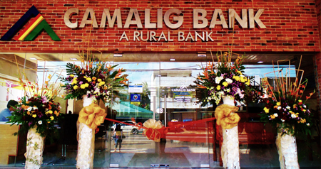 Camalig Bank opens new corporate and head office building