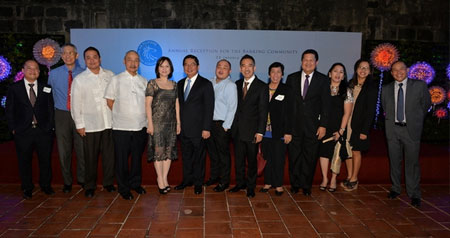 RBAP Officers attend BSP's Annual Banking Reception