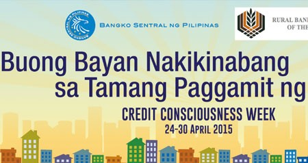 Credit Consciousness Week