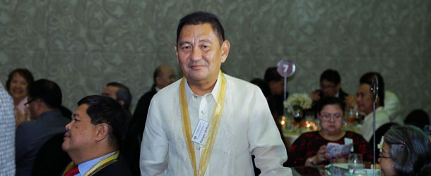 Enrique Abellana, president of the Rural Bank of Barili (Cebu), Inc.,