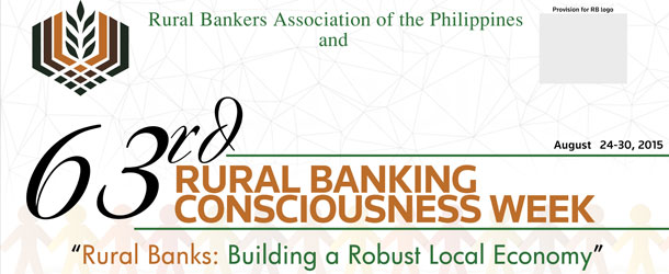 63rd Rural Banking Consciousness Week