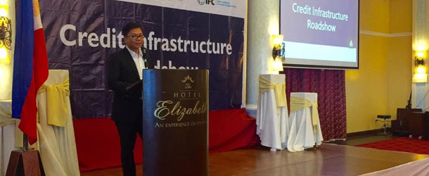 RBAP Vice President for Luzon, Dr. Armando Bonifacio, graced the last Credit Infrastructure Roadshow for Regions 1 and 2 held at Hotel Elizabeth in Baguio City
