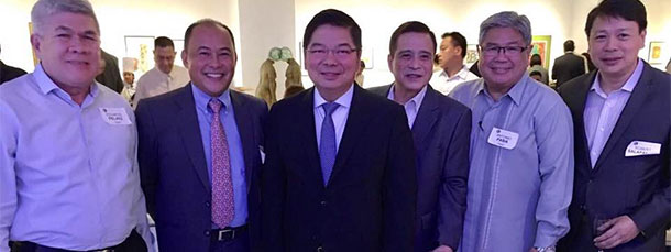 BSP ANNUAL RECEPTION FOR THE BANKING COMMUNITY