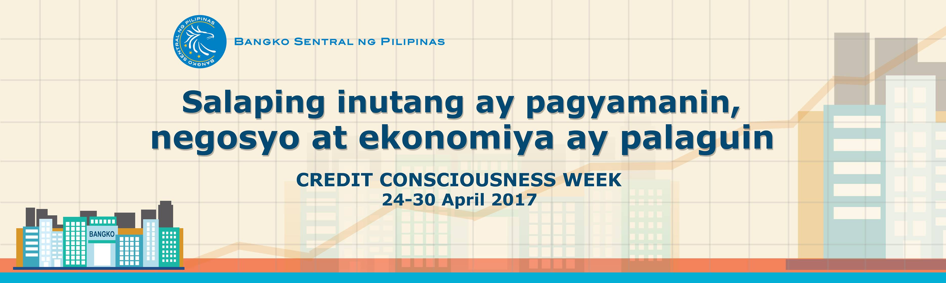2017 Credit Consciousness Week
