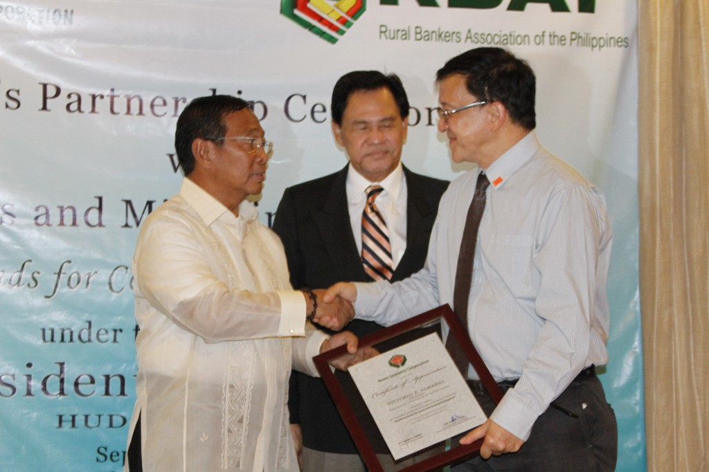 HGC Partnership Ceremony