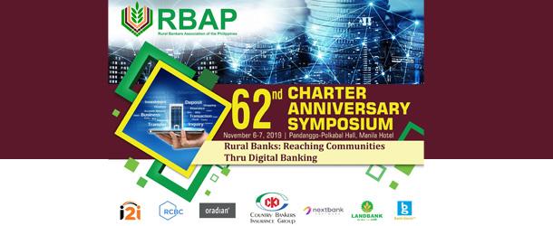 62nd Charter Anniversary Symposium